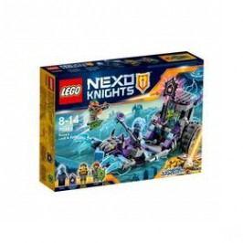 LEGO® NEXO KNIGHTS 70349 Ruina a mobilní vězení