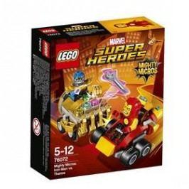 LEGO® SUPER HEROES 76072 Mighty Micros: Iron Man vs. Thanos
