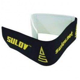 Spínací pásek Sulov na lyže Sulov, černo-žlutý