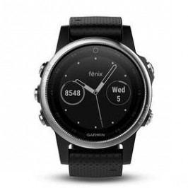 Garmin Fenix 5S (010-01685-02) černé/stříbrné