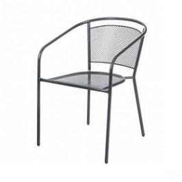 Židle zahradní Happy Green ocelová