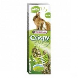 Versele-Laga Crispy Sticks Zelená louka tyčinka pro králíky a morčata