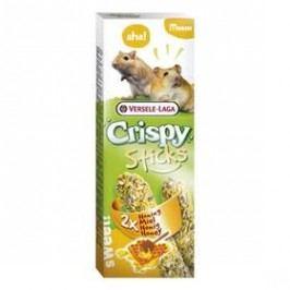 Versele-Laga Crispy Sticks Fruits tyčinka pro křečky a pískomily