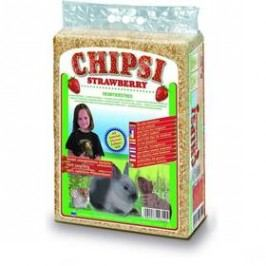 Cats Best hobliny CHIPSI Strawberry 60L/3,4 kg
