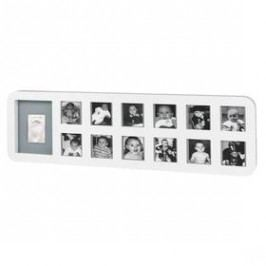 Baby Art Rámeček My First Year Print Frame White/Grey