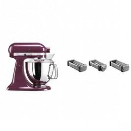 KitchenAid 5KSM175PSEBY + 5KSMPRA