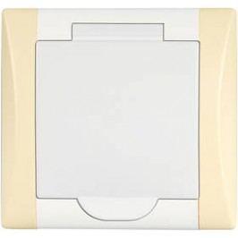 AXPIR ELEGANT bílá/žlutá