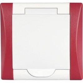 AXPIR ELEGANT bílá/červená
