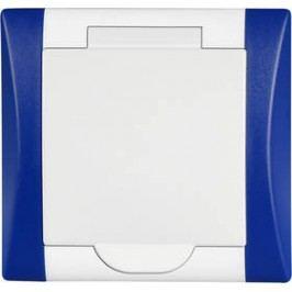 AXPIR ELEGANT bílá/modrá