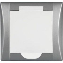 AXPIR ELEGANT bílá/hliník