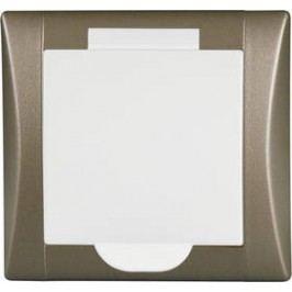 AXPIR ELEGANT bílá/titanium