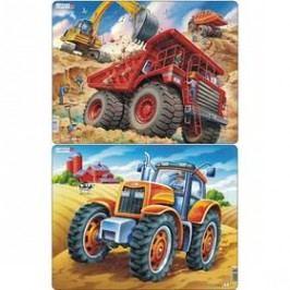 Larsen US Truck, US traktor 2ks