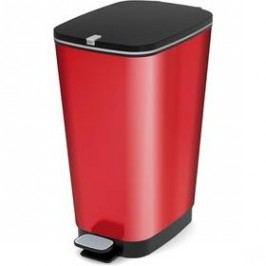 KIS Chic Bin 50 l červená barva