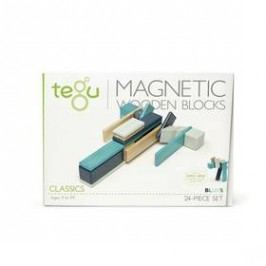 TEGU Set in Blues, 24ks