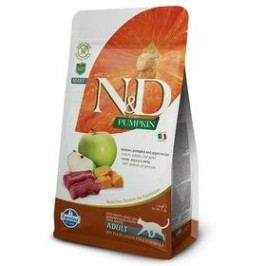 N&D Grain Free Pumpkin CAT Venison & Apple 1,5 kg