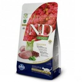 N&D Grain Free Quinoa CAT Digestion Lamb & Fennel 1,5 kg