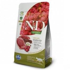 N&D Grain Free Quinoa CAT Urinary Duck & Cranberry 1,5 kg