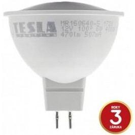 Tesla bodová, 6W, GU5.3, studená bílá (MR160640-5)