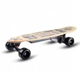 Skateboard elektrický Skatey 150L wood art
