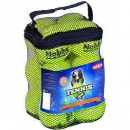Nobby tenisový míček M 6,5 cm 12 ks