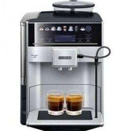 Siemens EQ.6 TE653311RW stříbrné Espressa a kávovar