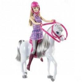 Mattel panenka s koňem