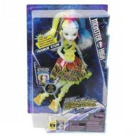 Panenka Mattel Monster High Frankie v monstrózním napětí Hračky pro holky