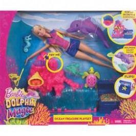 Mattel magický delfín hrací set