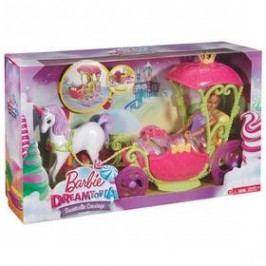 Mattel kočár ze sladkého království