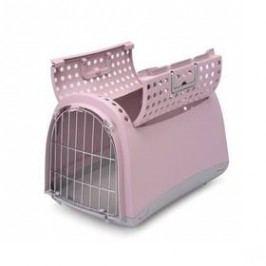Argi pro kočky a psy Cabrio 50 x 32 x 34,5 cm růžová