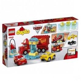 LEGO® DUPLO CARS TM 10846 Kavárna Flo