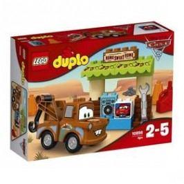 LEGO® DUPLO CARS TM 10856 Burákova garáž