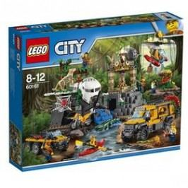 LEGO® CITY JUNGLE EXPLORERS 60161 Průzkum oblasti v džungli