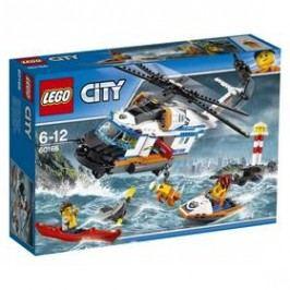 LEGO® CITY COAST GUARD 60166 Výkonná záchranářská helikoptéra