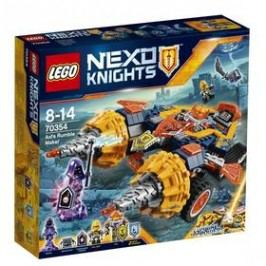 LEGO® NEXO KNIGHTS 70354 Axlův vůz Drtič