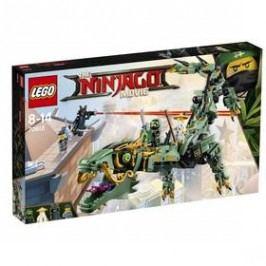 LEGO® NINJAGO 70612 Robotický drak Zeleného nindži