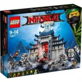 LEGO® NINJAGO 70617 Chrám nejmocnější zbraně