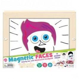 Magnetická mozaika Fiesta Crafts Obličeje