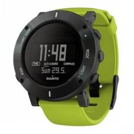 Suunto Core Lime Crush Fitness a posilovna