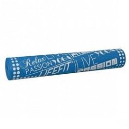 LIFEFIT SLIMFIT, 173x61x0,4cm modrá