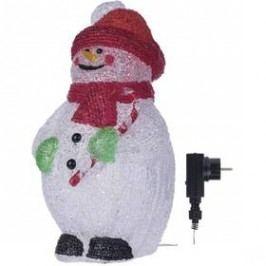 EMOS 40 LED, sněhulák, studená bílá, časovač, i venkovní použití (1534190200)