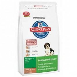 Hill's Canine Puppy Lamb&Rice, 12 kg