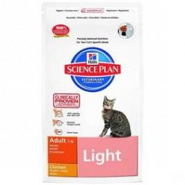 Hill's Feline Adult Light Chicken, 10 kg