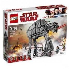 LEGO® STAR WARS TM 75189 Těžký útočný chodec Prvního řádu