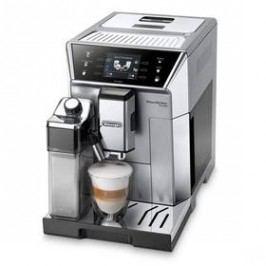 DeLonghi PrimaDonna ECAM 550.75.MS stříbrné