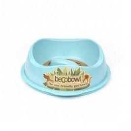 BecoPets Beco Bowl Slow Feed L 1,25l modrá