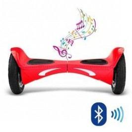 Kolonožka OFFROAD Auto Balance APP BT - červená Boardy, skateboardy