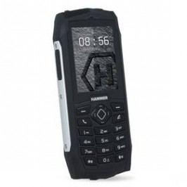 myPhone HAMMER 3 Dual SIM (TELMYHHA3SI) stříbrný