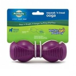Busy Buddy Squeak 'n Treat Ooga - Medium