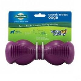 Busy Buddy Squeak 'n Treat Ooga - Large
